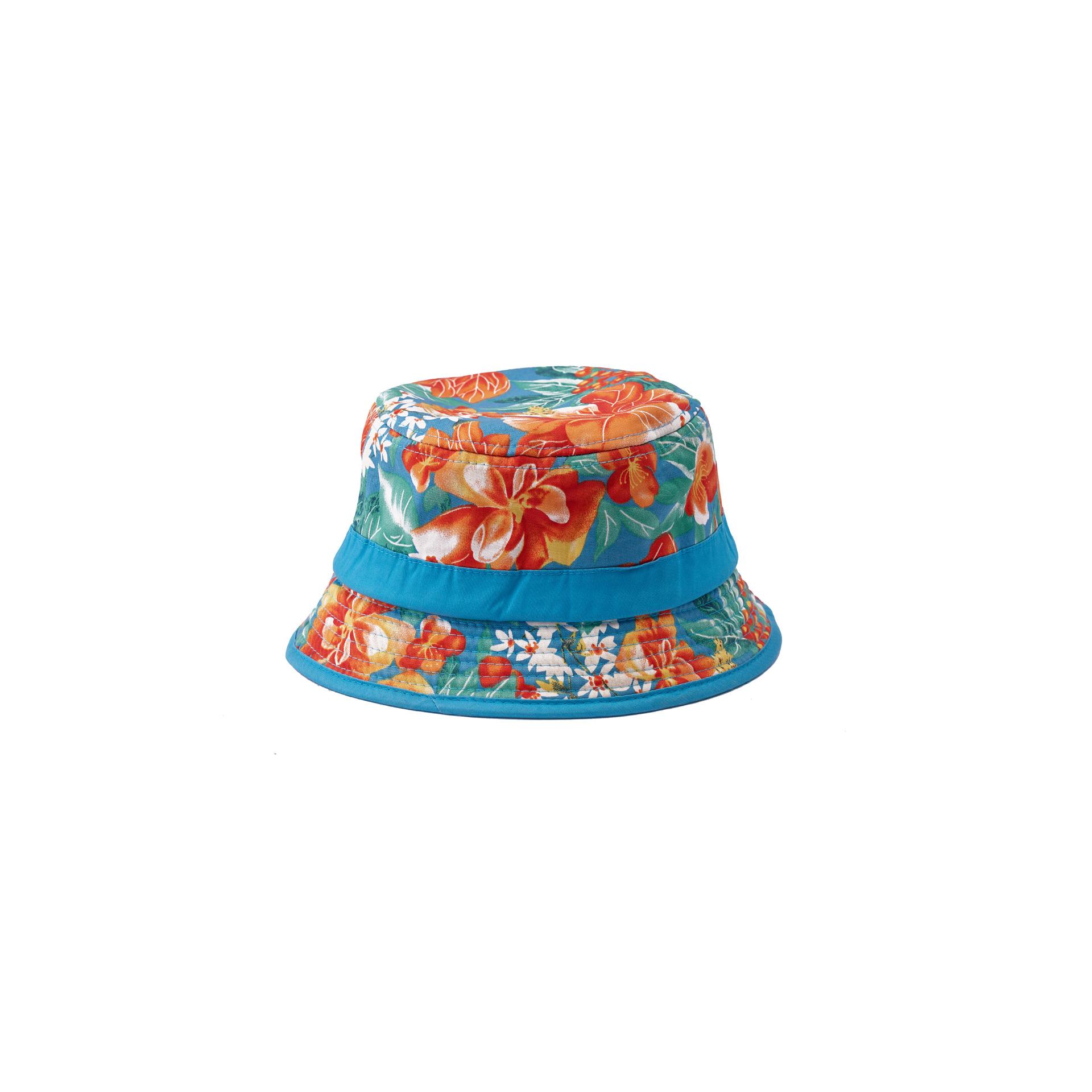 b4f481a18ab Tropical Bucket Hat - Magenta Vintage